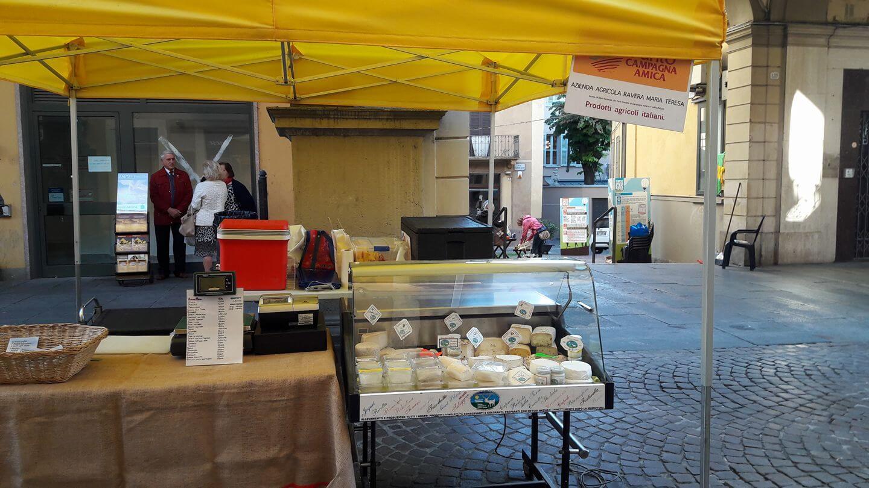 mercato campagna amica Tortona
